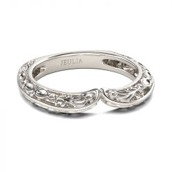 Vintage Sterling Silver Women's Band