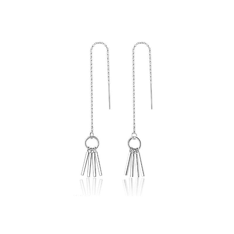 Art Deco Tassel Earrings Drops, JEED0023
