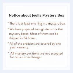 Jeulia Mystery Box