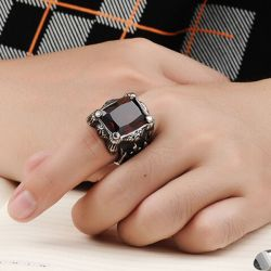 Titanium Steel Men's Ring