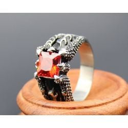 Jeulia Vintage Men's Ring