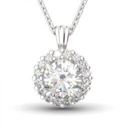 Beloved Sterling Silver Necklace