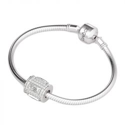 Pure Stones Charm Sterling Silver