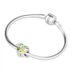 Love My Wife Charm Sterling Silver