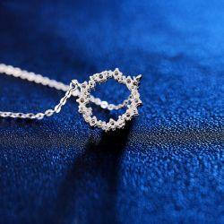 Garland Design Sterling Silver Necklace