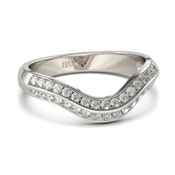 Womens Wedding Bands Wedding Bands for Women Jeulia Jewelry