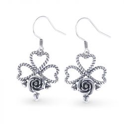 Flowering of The Heart Earrings