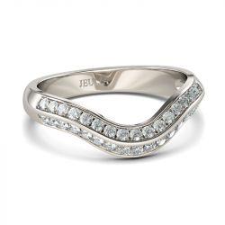 Womens Wedding Bands Wedding Bands for Women Jeulia Jewelry