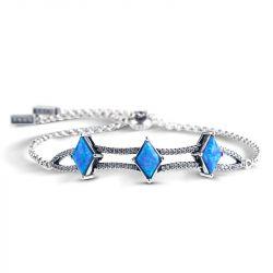 Jeulia Stardust Opal Bracelet