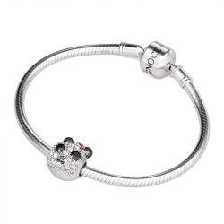 Panda Charm Sterling Silver