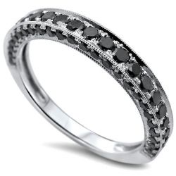 Classic Sterling Silver Women's Band