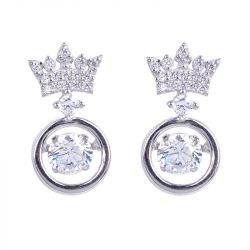 Crown Earring Drops