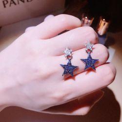 Star Earrings Drops