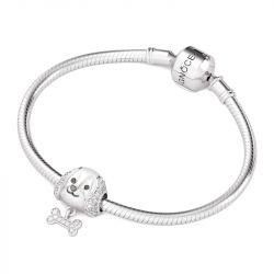 Labrador Retriever Charm Sterling Silver