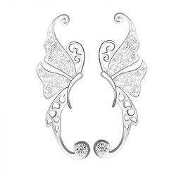 Butterfly Ear Climbers