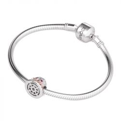 Birthday Cake Charm Sterling Silver
