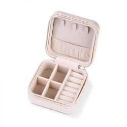 Multi-function PU Jewelry Box