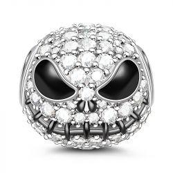 """Little Monster"" 925 Sterling Silver Bead Charm"
