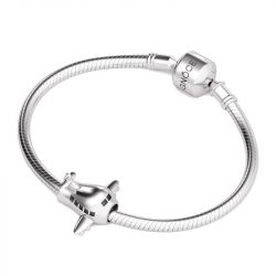 Airplane Charm Sterling Silver