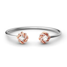 Knot of Love Bangle