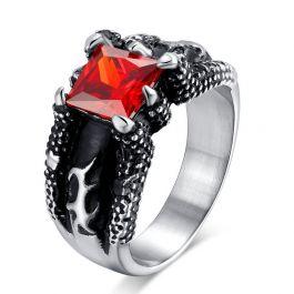 Jeulia Vintage Men's Ring