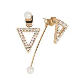 Asymmetric Earring Drops