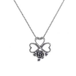 Flowering of The Heart Necklace