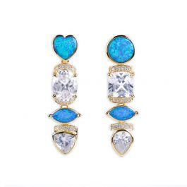 Twinkle Twinkle Opal Earrings