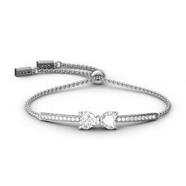 Two Heart Knot Bracelet