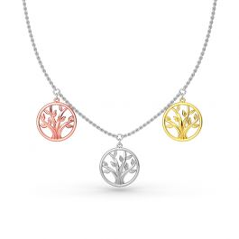 Three Blessings Necklace