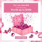 Jeulia Lucky Bag