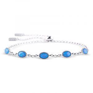 Jeulia Dreamer Opal Bracelet