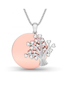 Mother's Love Heart Pendant
