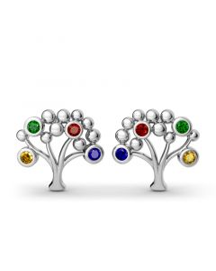 Sapling Stud Earrings