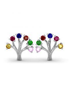 Song of Spring Stud Earrings