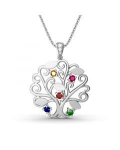 Dancing Tree Pendant